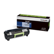 Lexmark (501UE) Corporate Ultra High Yield Toner Cartridge (20,000 Yield)